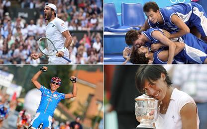 Berrettini e le altre imprese dello sport italiano