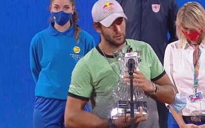 Tennis, i 71 titoli ATP vinti dagli italiani