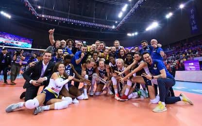 Egonu super, Conegliano è campione del mondo!