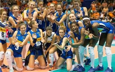 volley italia femminile