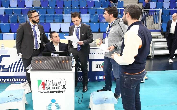 Volley, rinviata Milano-Padova