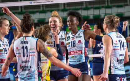 Finale Champions, Conegliano sfida il Vakif