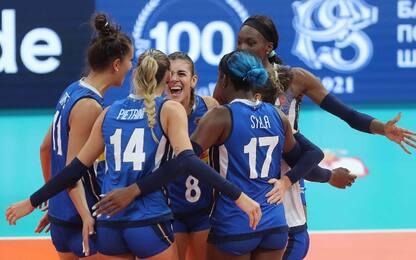 L'Italia vola in finale agli Europei: Olanda ko