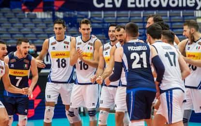 Italia-Bulgaria 3-1: azzurri a punteggio pieno