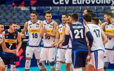 italia bulgaria volley