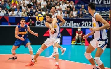 italia repubblica ceca volley