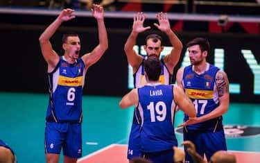 italia lettonia volley