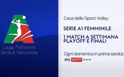 La Serie A femminile torna su Sky: 26 match LIVE