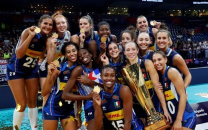 Serie A1 femminile al via: la guida al campionato