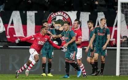 AZ-Ajax 1-0