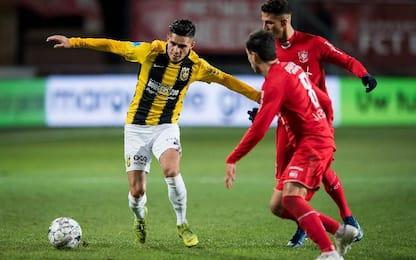 FC Twente-Vitesse 0-3