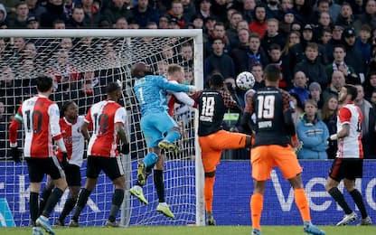 Feyenoord-PSV 3-1