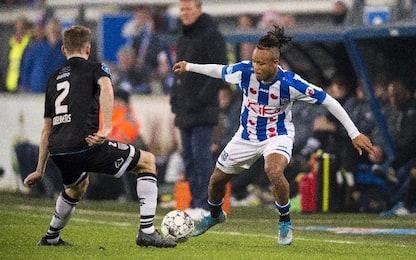 sc Heerenveen-Heracles Almelo 1-1