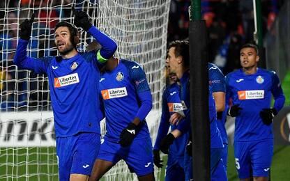 Getafe-Krasnodar 3-0