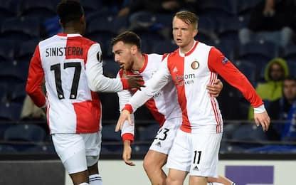 Porto-Feyenoord 3-2