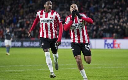 PSV-Rosenborg 1-1