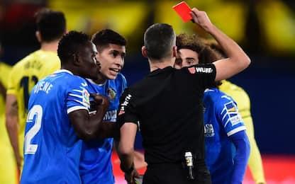 Villarreal-Getafe 1-0