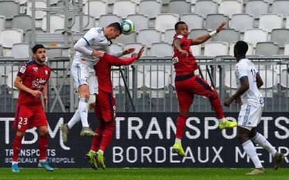 Bordeaux-Strasburgo 0-1