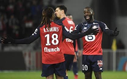 Lilla-Montpellier 2-1