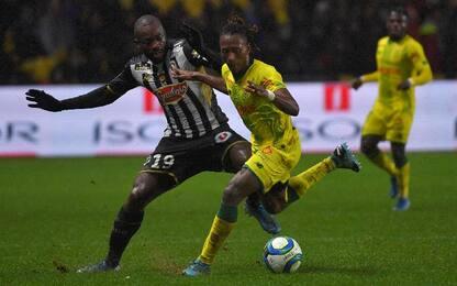 Nantes-Angers 1-2