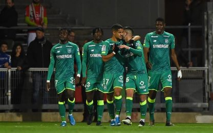 Nimes-Nantes 0-1