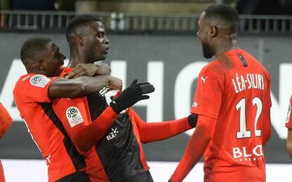 Rennes-Bordeaux 1-0