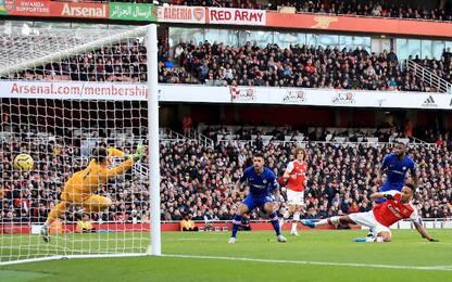 Arsenal-Chelsea 1-2