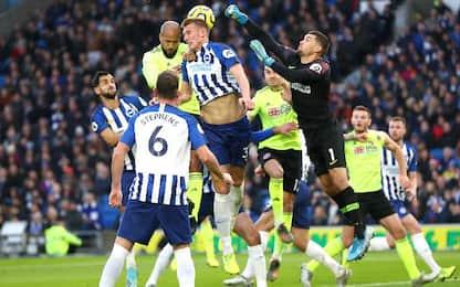 Brighton-Sheffield United 0-1