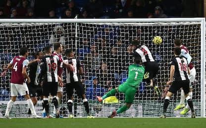 Burnley-Newcastle 1-0