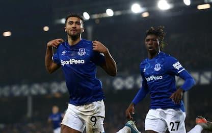 Everton-Burnley 1-0