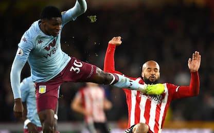 Sheffield United-Aston Villa 2-0