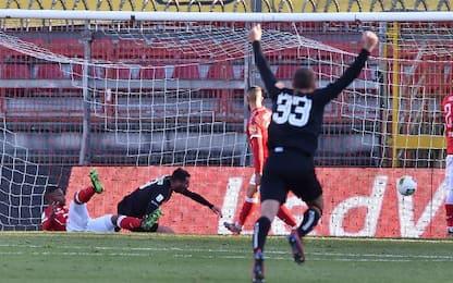 Perugia-Venezia 0-1