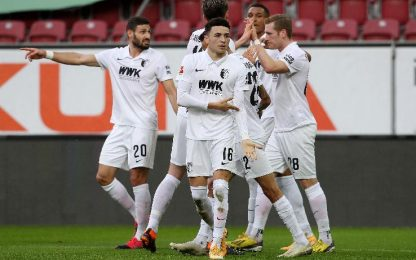 Augsburg-Mainz 3-1