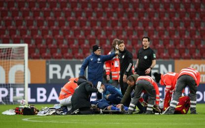 Augsburg-Schalke 04 2-2