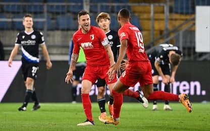 DSC Arminia Bielefeld-Augsburg 0-1