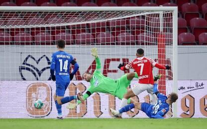 Mainz-TSG Hoffenheim 1-1