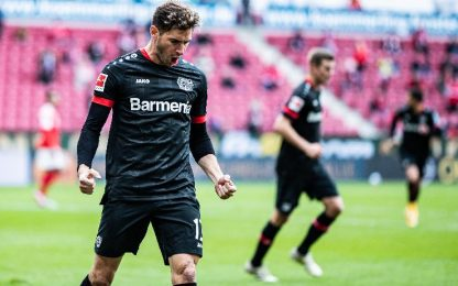 Mainz-Leverkusen 0-1