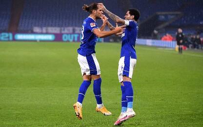 Schalke 04-Union Berlino 1-1