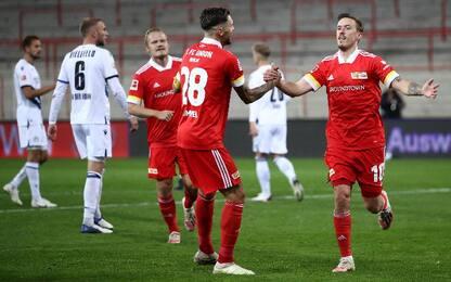 Union Berlino-DSC Arminia Bielefeld 5-0