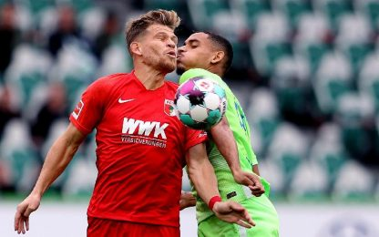 Wolfsburg-Augsburg 0-0