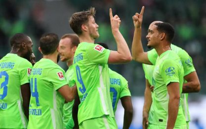 Wolfsburg-DSC Arminia Bielefeld 2-1