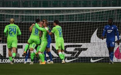 BuindesligaWolfsburg-Hoffenheim 2-1