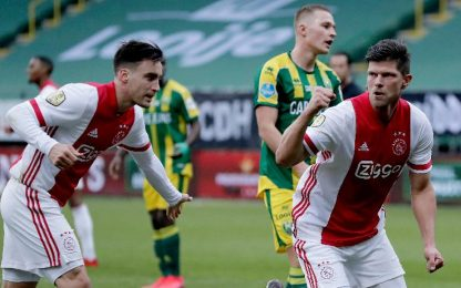 ADO Den Haag-Ajax 2-4