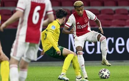 Ajax-Fortuna Sittard 5-2