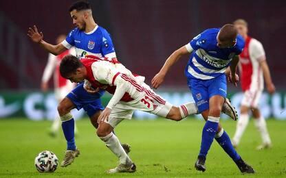 Ajax-PEC Zwolle 4-0