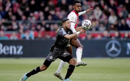 Ajax-Sparta Rotterdam 2-1