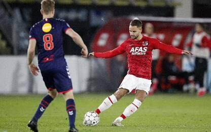 AZ-FC Emmen 1-0