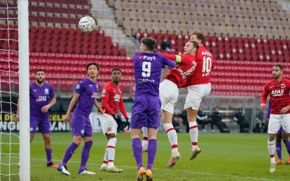 AZ-FC Groningen 1-2