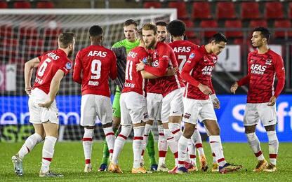 AZ-Vitesse 3-1