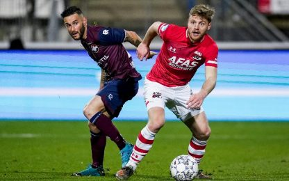 AZ-Willem II 1-3